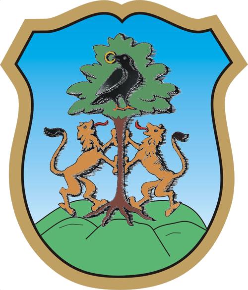 Pálosvörösmart címere