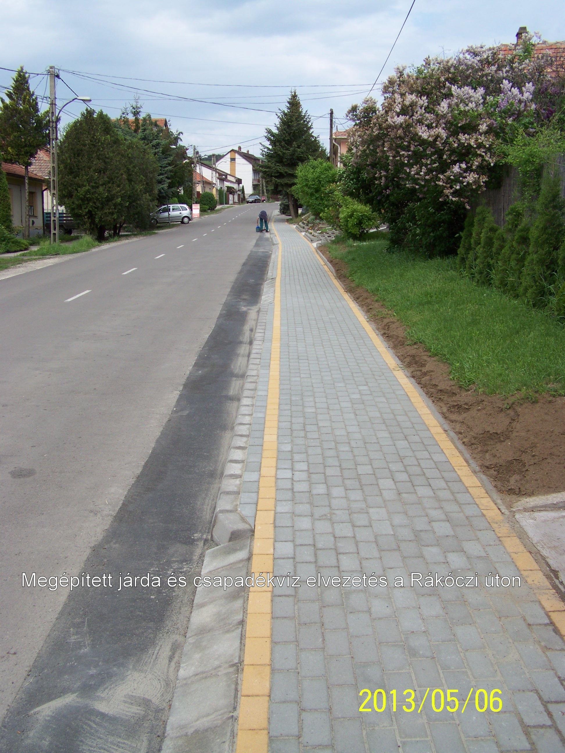 Járda, Rákóczi út 96
