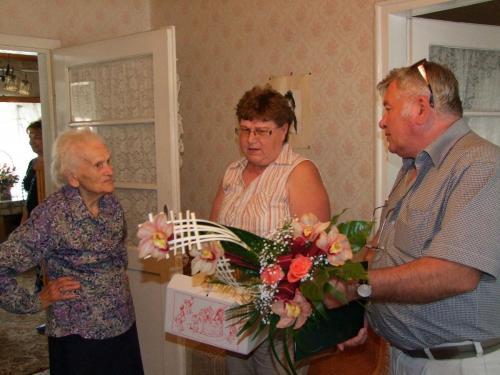 90. születésnap